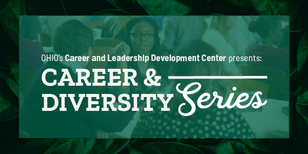 Career and Diversity Series