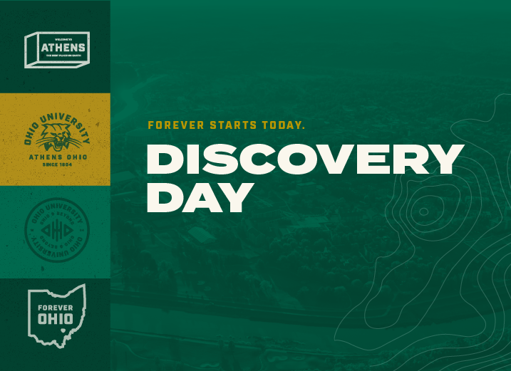"""Discovery Day: Forever starts today."""