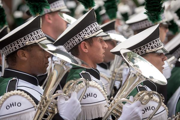 Marching 110 Mellophones