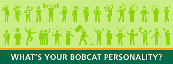 What's your Bobcat personality?