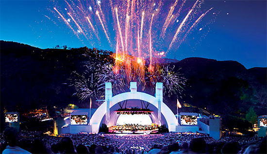 LA Bobcats are gearing up for the annual Hollywood Bowl