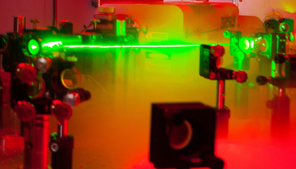 physical chemistry laser photo