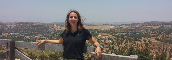 Alena Klimas '17 never thought that she would one day become a Peace Corps volunteer in Morocco.