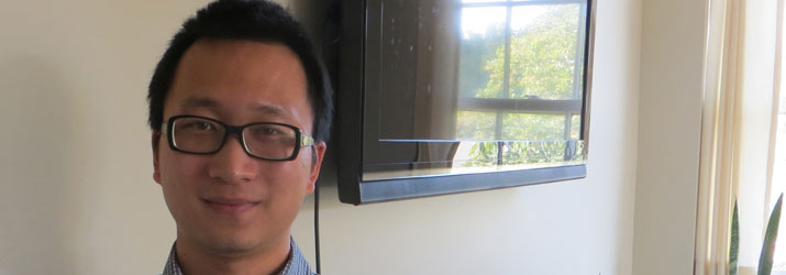 "Ph.D. Psychology student Jiuqing ""Joe"" Cheng wants to know how human beings think."