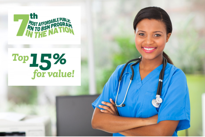 OHIO's affordable RN to BSN online program expands to 23 states!