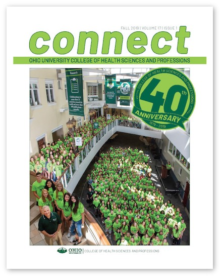 Learn more about CHSP's storied history in Connect magazine.