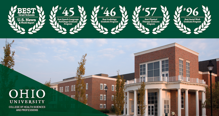 Several CHSP programs recognized nationally in latest U.S. News & World Report rankings