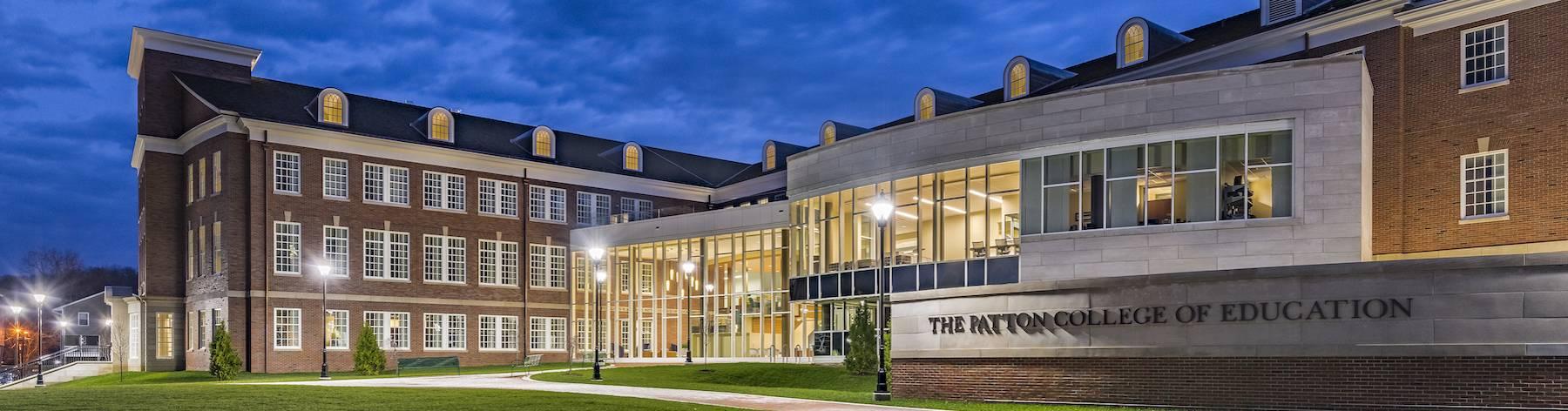 Patton College of Education | Ohio University