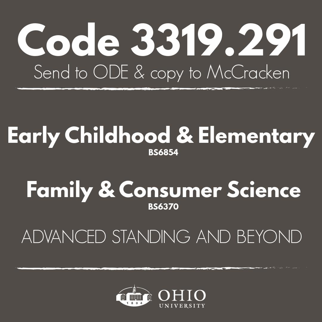 Code 3319.291