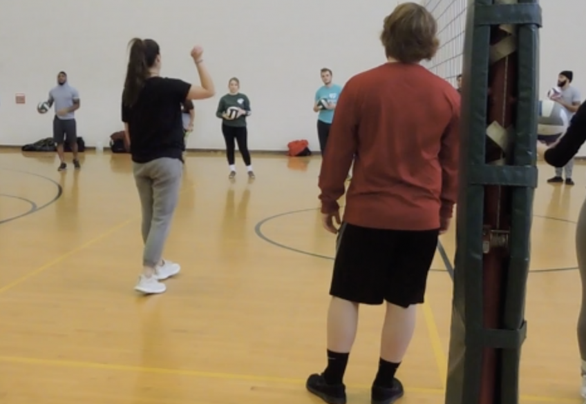 Volleyball Coaching in Coaching Minor