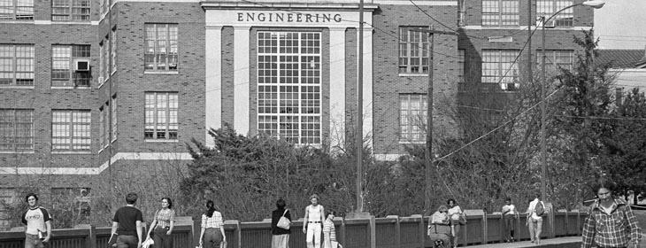 Old Russ College Engineering Building