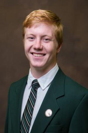 Dillion Mahr, Electrical Engineering and Computer Science Ambassador 2019-2020