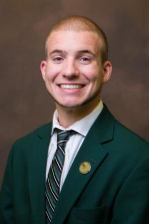 Logan Veley, Mechanical Engineering  Ambassador 2019-2020