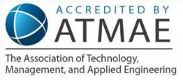 Accredited by The Association of Technology, Management, and Applied Engineering