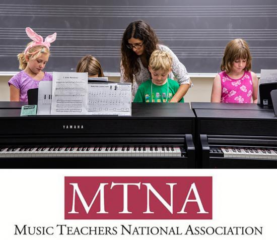 Ohio University named Music Teachers National Association's chapter of the year