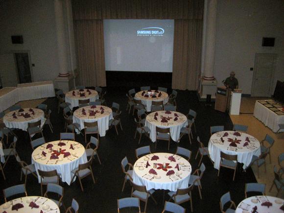 Ridges Auditorium