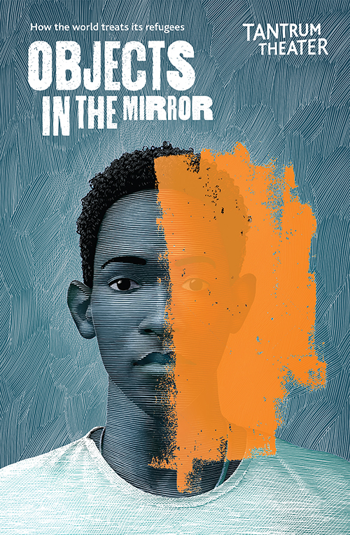 Objects in the Mirror Show Art