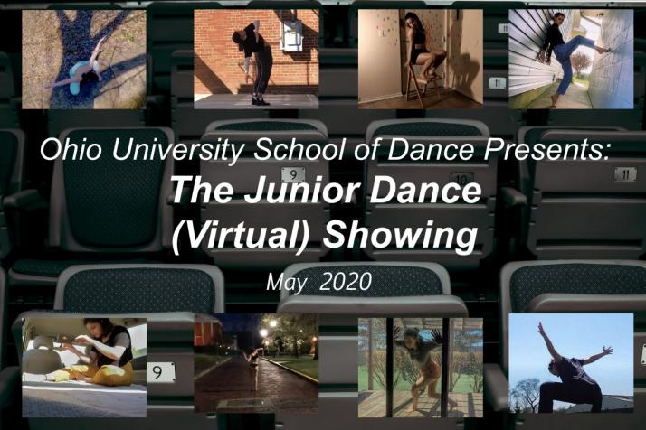 Dance: Junior Project (virtual) Showing