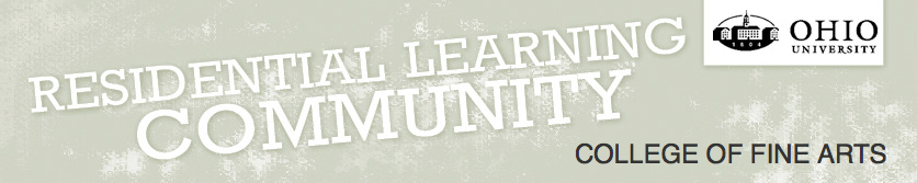 Residential Learning Community Banner