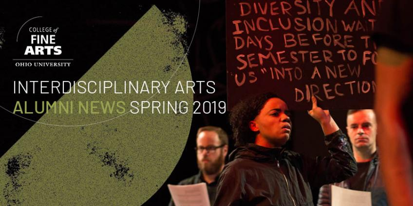 Interdisciplinary Arts Spring 2019