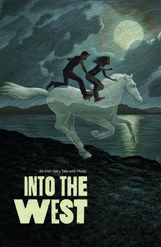 Into the West Show Art