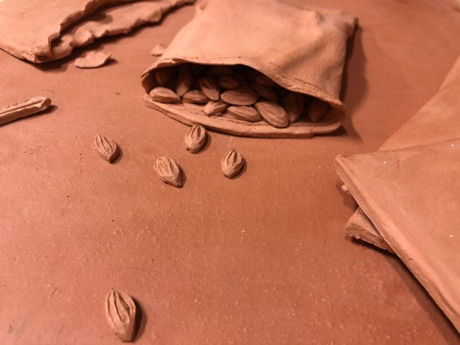 Clay objects