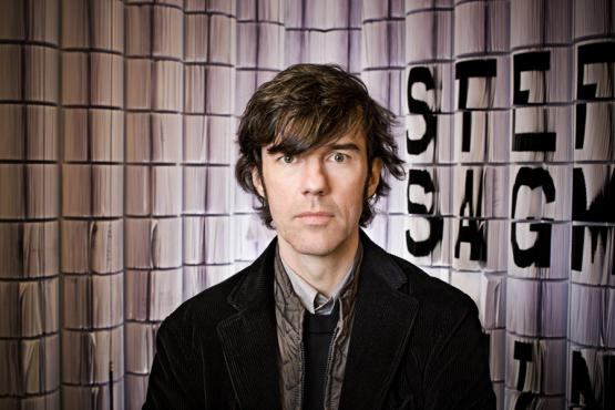 Stephan Sagmeister Photograph by John Madere