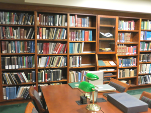 Mahn Center Reading Room