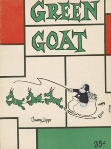 Green Goat Cover 1960