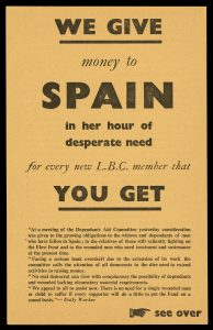 We Give Money to Spain