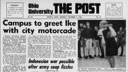 Ohio University Student Newspapers Thumbnail
