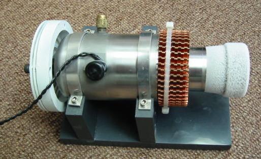 Coleman Free Piston Stirling Cooler Design
