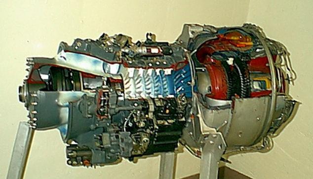 Ge T700 Gas Turbine Engine  Updated 7  22  2014