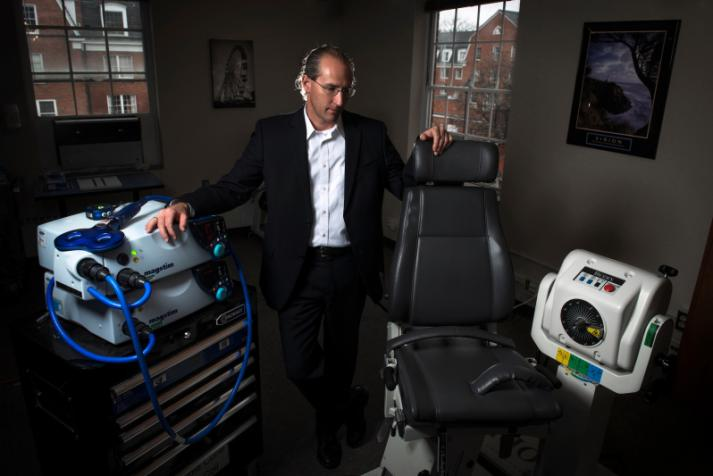 Portrait of Brian Clark, Ph.D.