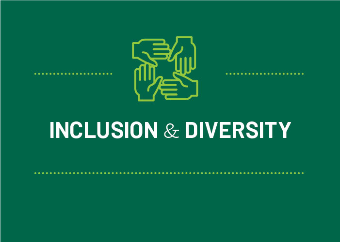 Inclusion and Diversity Story Label