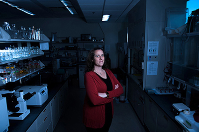 Heritage College research team finds new adaptive trick used by Staphylococcus bacteria
