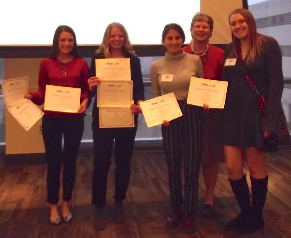 Ohio University journalism students finish second overall in regional competition