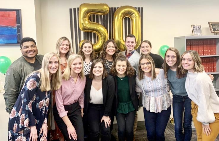 PRSSA at 50