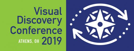 2019 Visual Discovery Conference logo