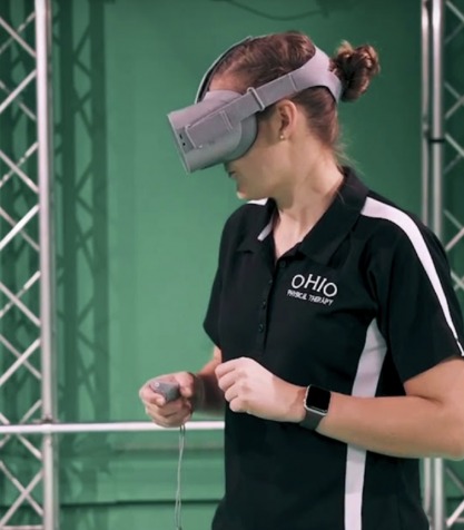Ohio University 'Research Moment' - GRID Lab [Video]
