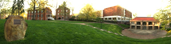Scripps Hall Panorama