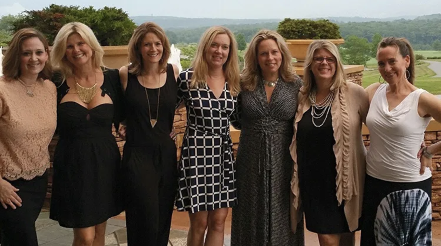 Bobcat sisterhood turned family comes together to honor alumna