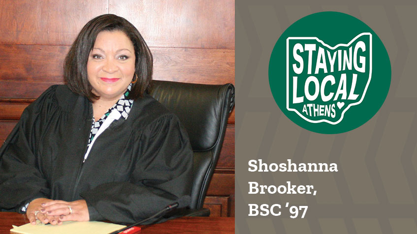 Staying Local Series: Shoshanna Brooker, BSC '97