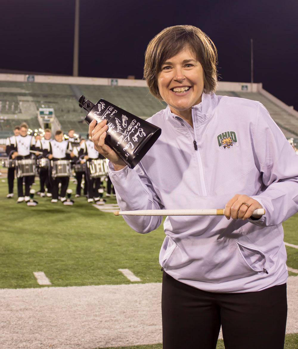 Jenny Hall-Jones - Marching 110