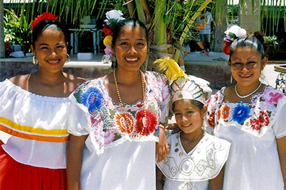 women in Belize