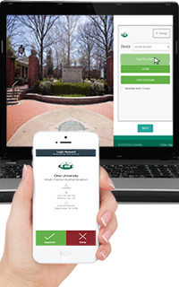 Multi-Factor Authentication | Ohio University