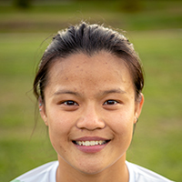 Portrait of Ashley Chong, a forensic chemistry major at Ohio University