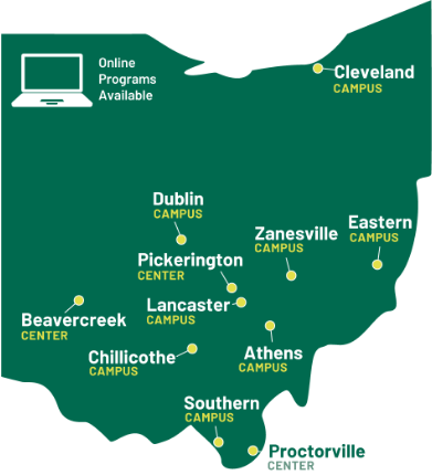 Rockford University Campus Map.Welcome To Ohio University