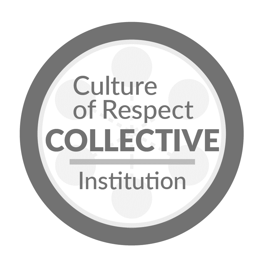 Culture of Respect Collective Institution badge