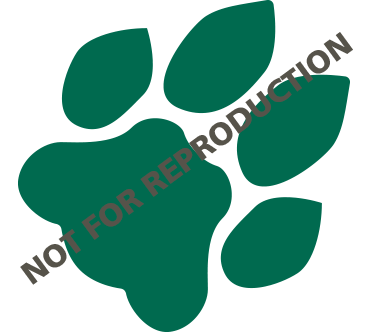 Historical Ohio University Paw logo